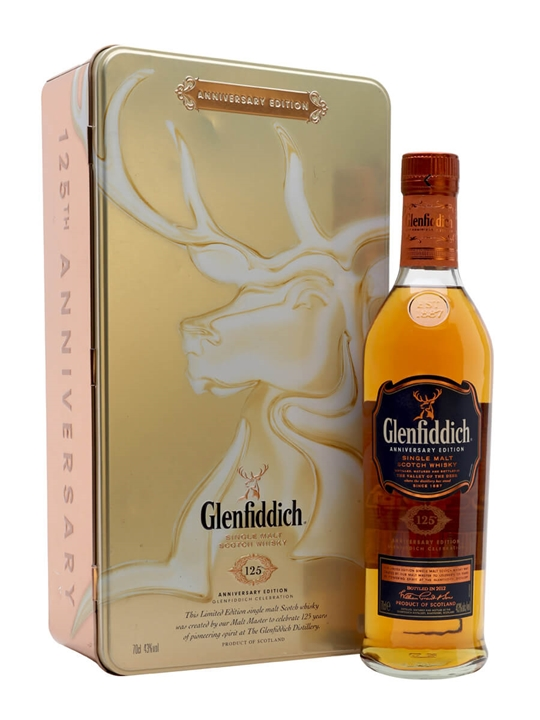 Glenfiddich 125th Anniversary / Bot.2012 Speyside Whisky