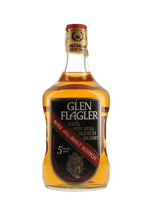 Glen Flagler 5 Year Old / Bot.1980s Highland Single Malt Scotch Whisky