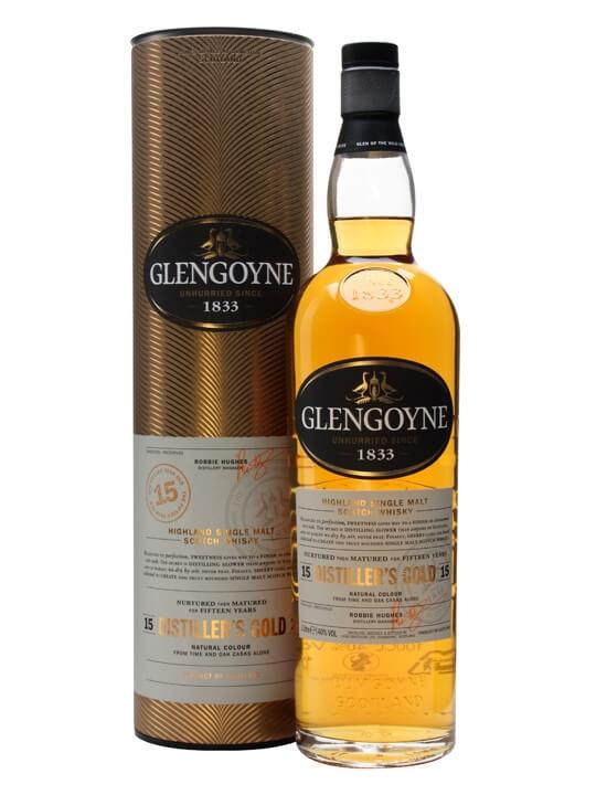 Glengoyne 15 Year Old / Distiller's Gold / Litre : Buy