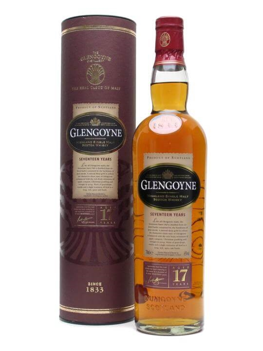 Glengoyne 17 Year Old Highland Single Malt Scotch Whisky