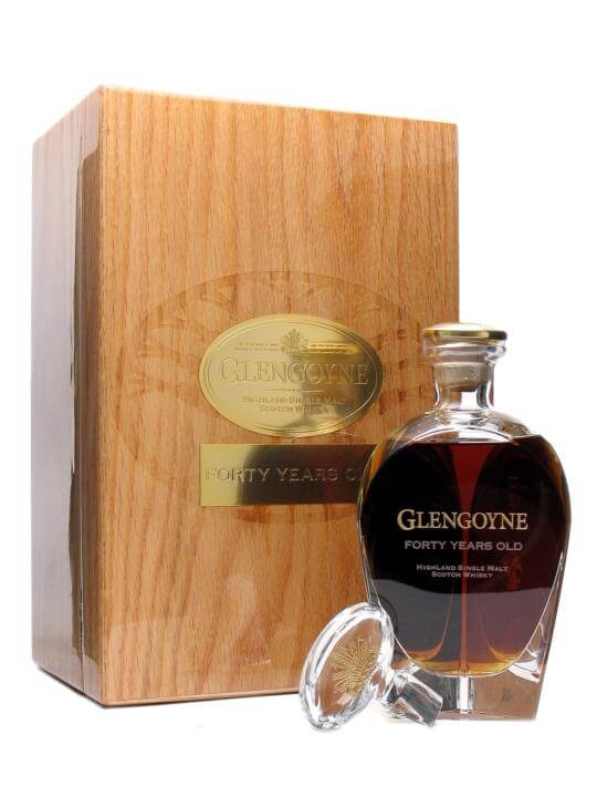 Glengoyne 40 Year Old Highland Single Malt Scotch Whisky