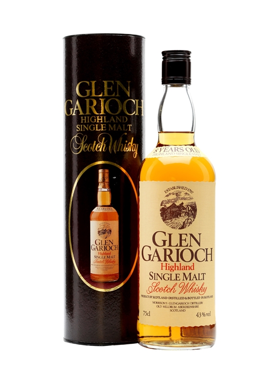 Glen Garioch 8 Year Old / Bot.1980s Highland Single Malt Scotch Whisky