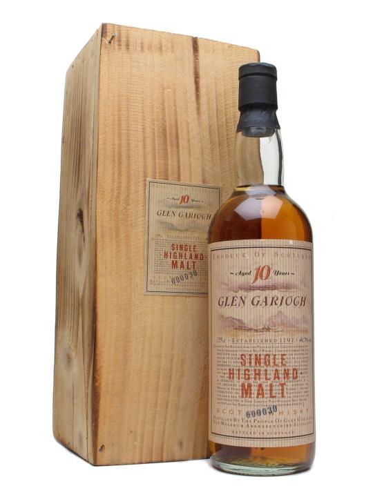 Glen Garioch 10 Year Old / Bot.1980s Highland Whisky