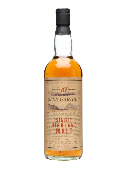 Glen Garioch 10 Year Old / Bot.1980s Highland Whisky