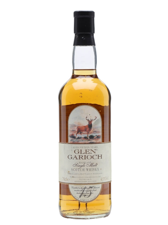 Glen Garioch 15 Year Old Highland Single Malt Scotch Whisky