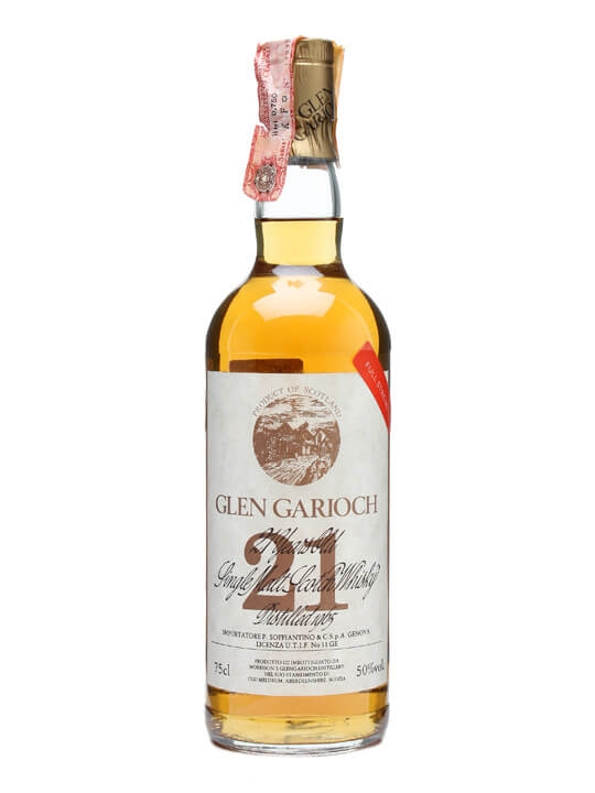 Glen Garioch 1965 / 21 Year Old / Full Strength Highland Whisky