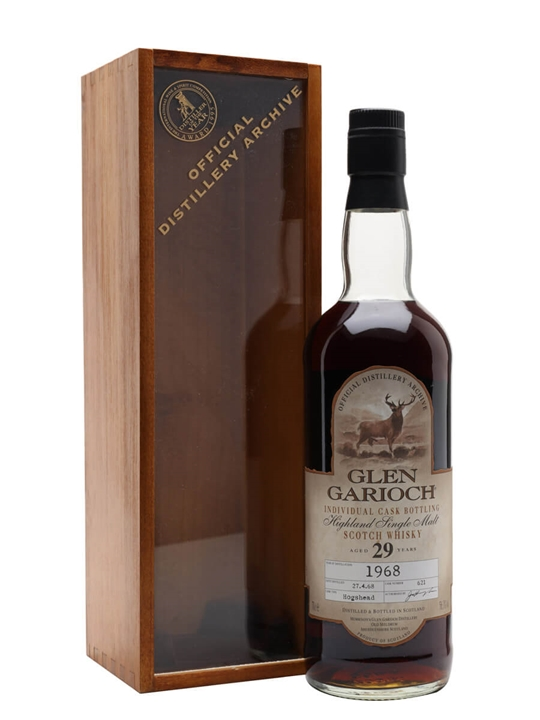Glen Garioch 1968 / 29 Year Old / Cask #621 Highland Whisky