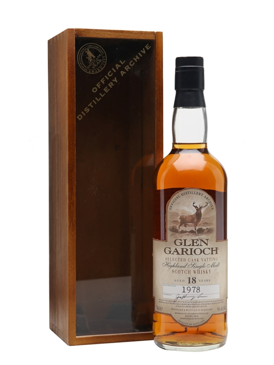 Glen Garioch 1978 / 18 Year Old Highland Single Malt Scotch Whisky