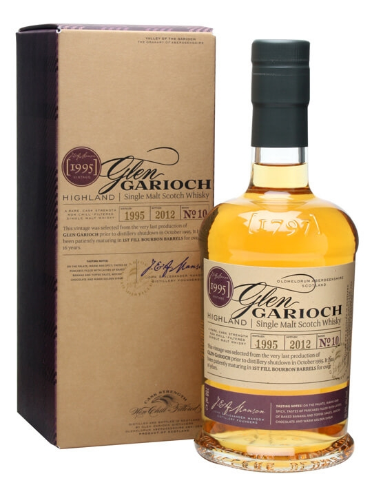 Glen Garioch 1995 Highland Single Malt Scotch Whisky