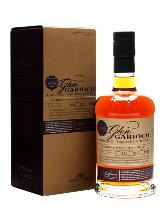 Glen Garioch 1999 / Sherry Cask Highland Single Malt Scotch Whisky
