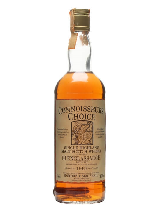 Glenglassaugh 1967 / Connoisseurs Choice Speyside Whisky
