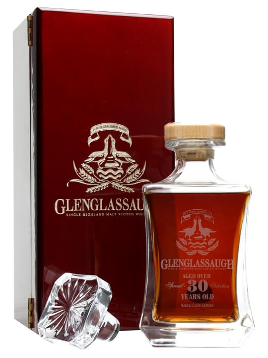 Glenglassaugh 1972 / 37 Year Old / Aged Over 30 Years Speyside Whisky