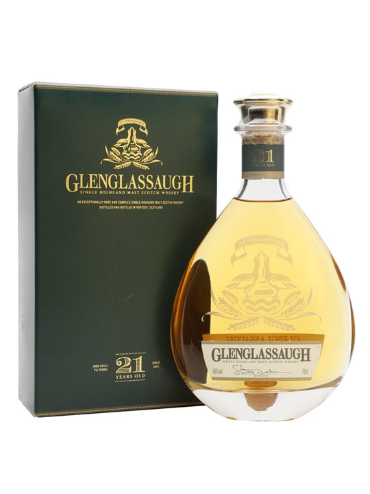Glenglassaugh 21 Year Old Speyside Single Malt Scotch Whisky
