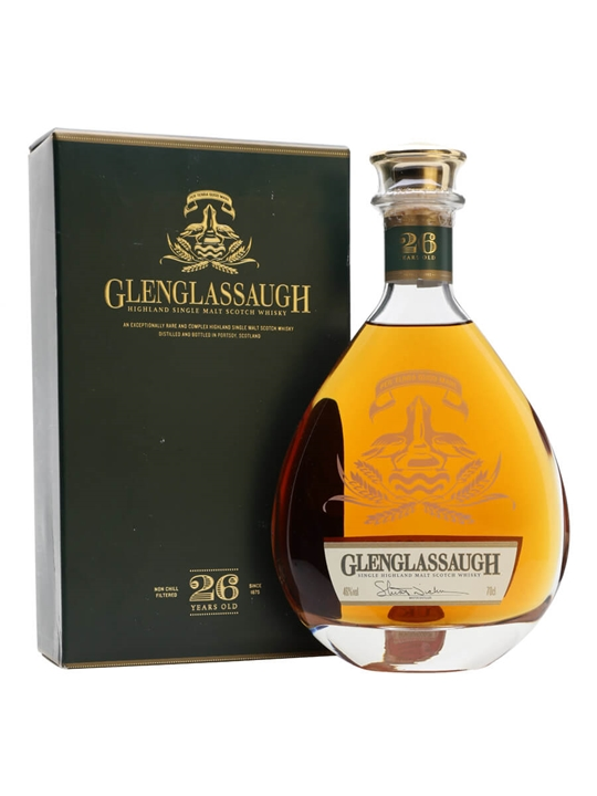 Glenglassaugh 26 Year Old Speyside Single Malt Scotch Whisky