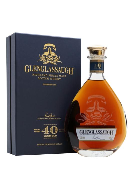 Glenglassaugh 40 Year Old Speyside Single Malt Scotch Whisky
