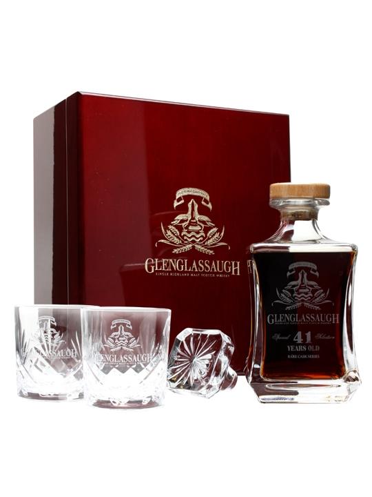 Glenglassaugh 41 Year Old Speyside Single Malt Scotch Whisky