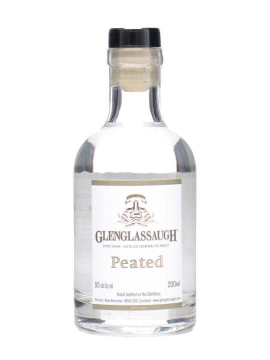 Glenglassaugh Spirit / Peated Highland Malt Spirit