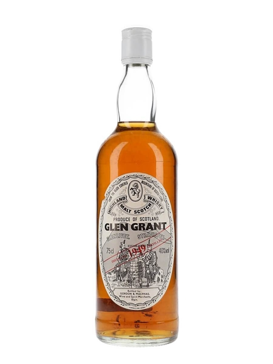 Glen Grant 1949 / Bot.1980s Speyside Single Malt Scotch Whisky