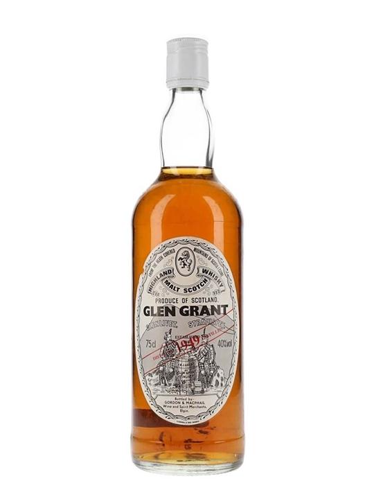 Glen Grant 1949 / Bot.1980s Speyside Single Malt Scotch Whisky