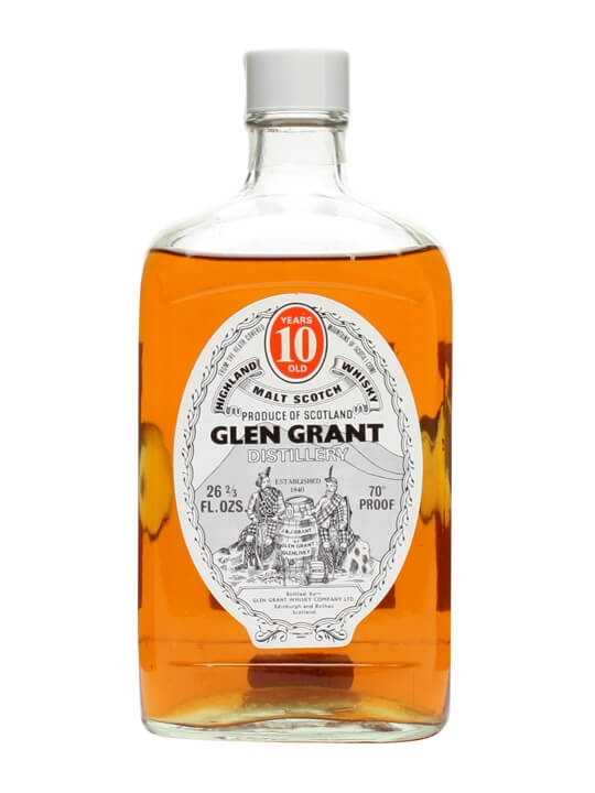 Glen Grant 10 Year Old / Bot.1970s Speyside Single Malt Scotch Whisky