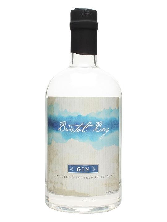 Bristol Bay Alaska Gin