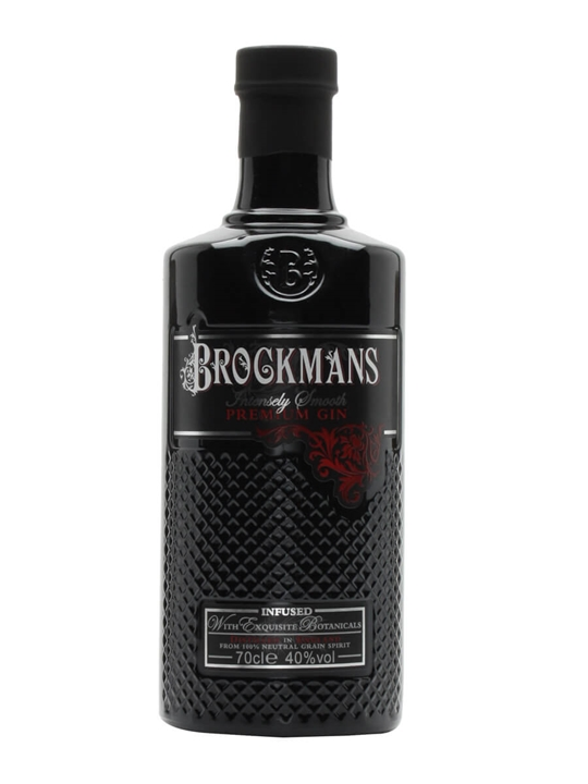 Brockmans Intensely Smooth Gin The Whisky Exchange