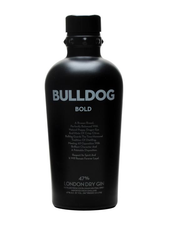Bulldog Gin Bold / 1 Litre