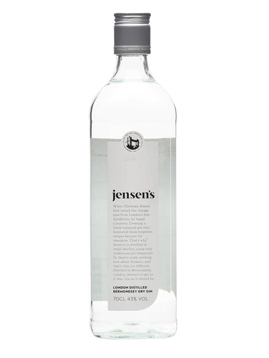 Jensen's Bermondsey Gin