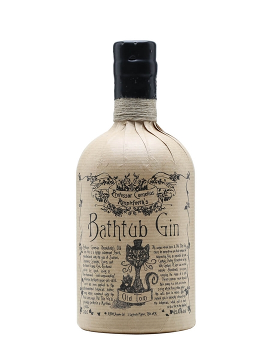 Professor Cornelius Ampleforth Old Tom Gin