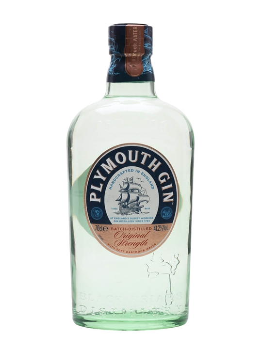 Plymouth Gin / New Presentation