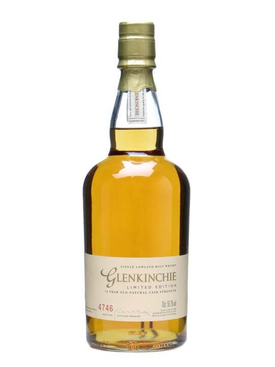 Glenkinchie 12 Year Old / Friends Classic Malt Lowland Whisky