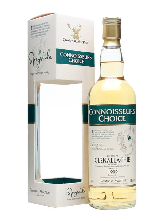 Glenallachie 1999 / Connoisseurs Choice Speyside Whisky