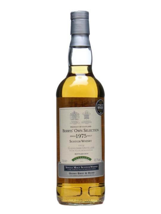 Glenlossie 1975 / Bot.2010 / Cask #5951 Speyside Whisky