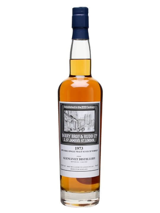 Glenlivet 1973 / Whisky Show 2012 / Berry Bros For Twe Speyside Whisky