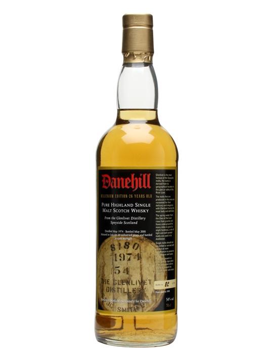 Glenlivet 1974 / 26 Year Old / Danehill Speyside Whisky