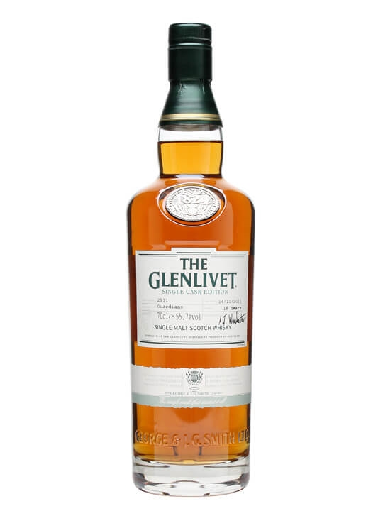 Glenlivet 18 Year Old / Guardians Speyside Single Malt Scotch Whisky
