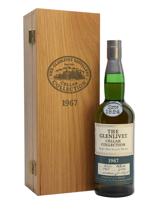 Glenlivet 1967 / 33 Year Old / Cellar Collection Speyside Whisky