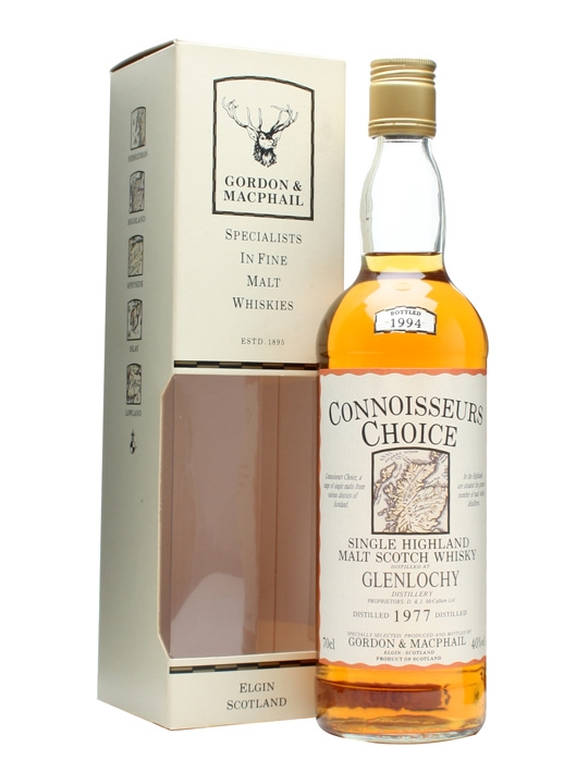 Glenlochy 1977 / Bot.1994 / Connoisseurs Choice Highland Whisky