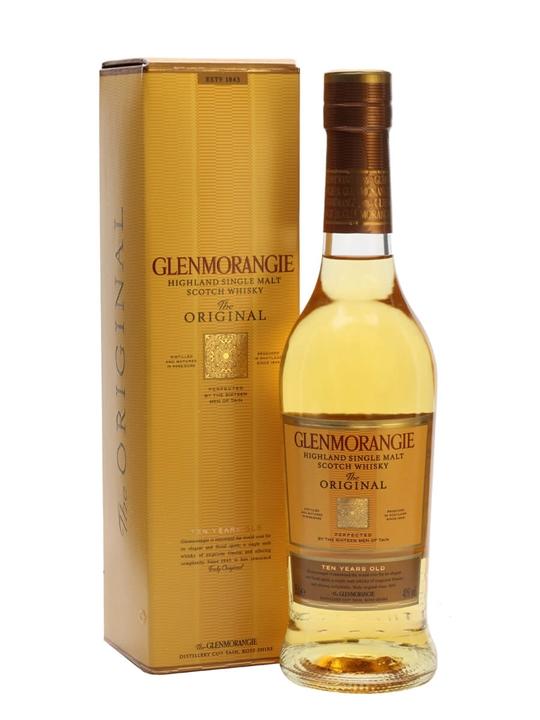 Glenmorangie 10 Year Old / Half Bottle Highland Whisky