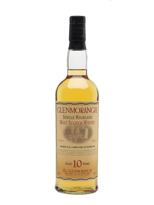 Glenmorangie 10 Year Old / 100 Best Uk Companies Highland Whisky