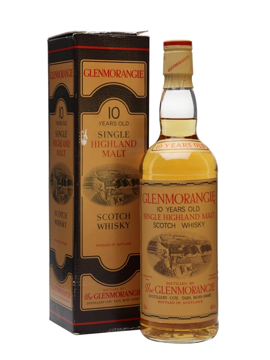 Glenmorangie 10 Year Old / Bot.1980s Highland Whisky