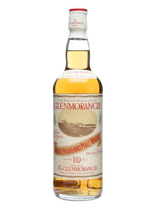 Glenmorangie Cask Strength 10 Year Old Highland Whisky