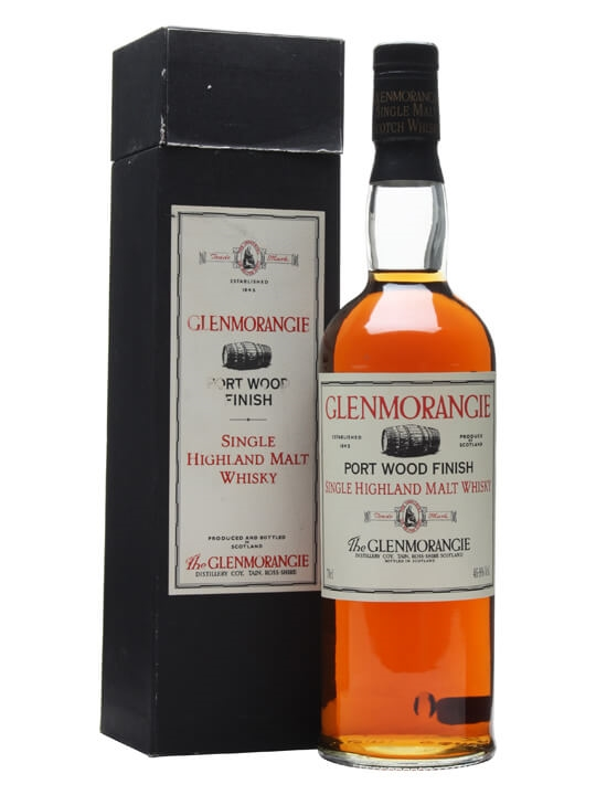 Glenmorangie 12 Year Old / Port Wood Finish Highland Whisky