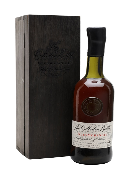 Glenmorangie 1971 / Culloden Highland Single Malt Scotch Whisky