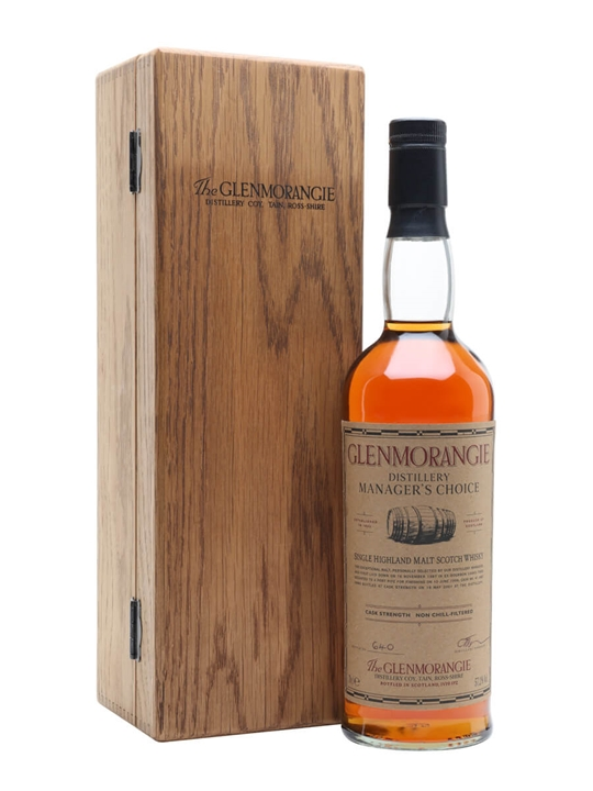 Glenmorangie 1987 / Port Wood Finish / Manager's Choice Highland Whisky