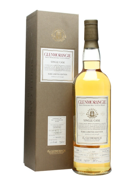 Glenmorangie 1990 / 15 Year Old / Cask #5979 Highland Whisky