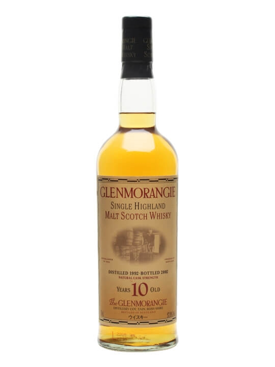 Glenmorangie 1992 / 10 Year Old Highland Single Malt Scotch Whisky
