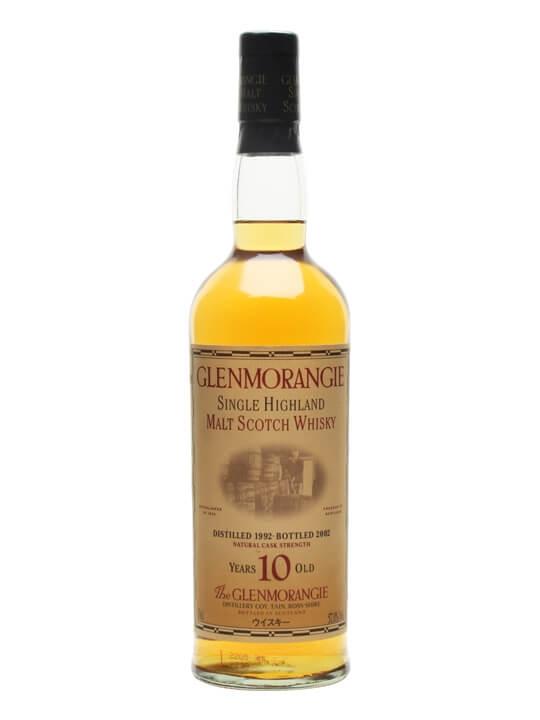 Glenmorangie 1992 / 10 Year Old Highland Single Malt Scotch Whisky