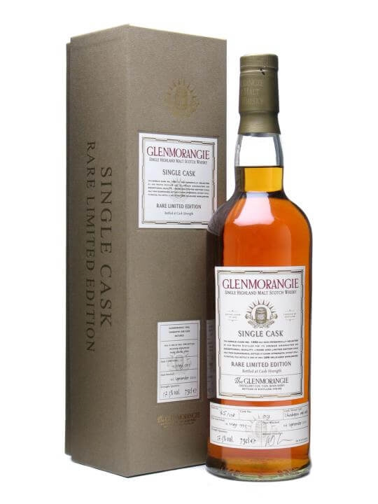 Glenmorangie 1993 / Chinkapin Oak Highland Single Malt Scotch Whisky