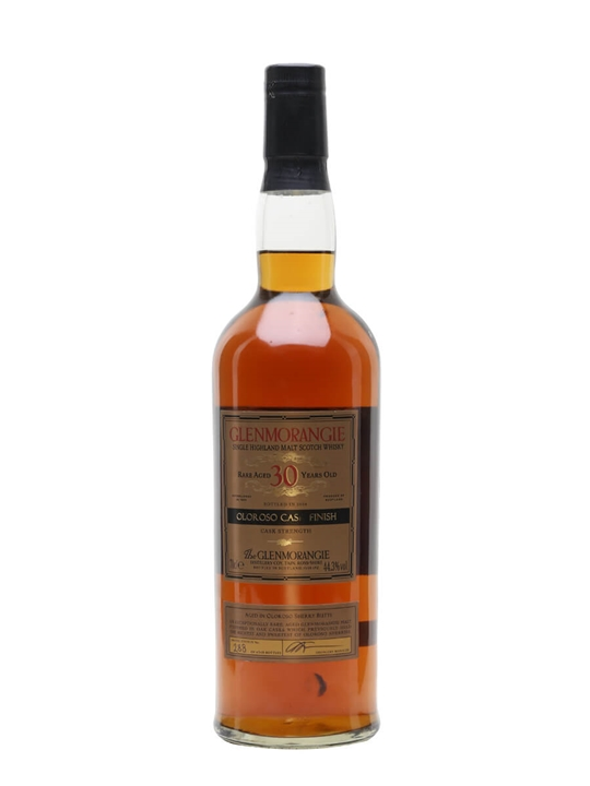 Glenmorangie 30 Year Old / Oloroso Sherry Finish Highland Whisky